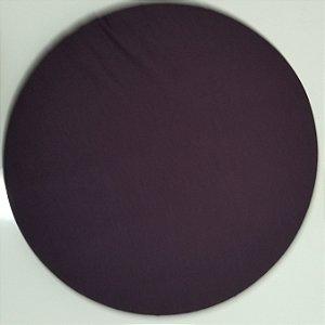 Capa de tecido vinho liso