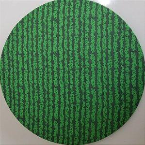 Capa de tecido casca de melancia