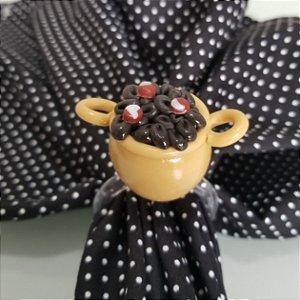 Porta Guardanapo  grão de cafe