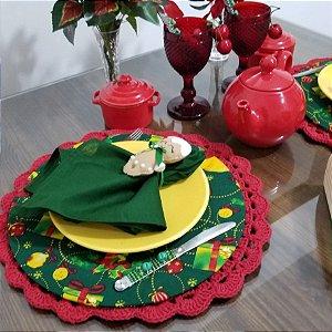 capa de tecido souspalt verde natal sinos