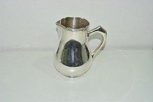 jarra para água ou suco  prata banhado a prata