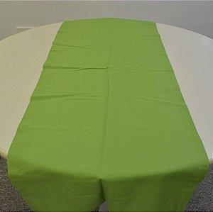 caminho de mesa verde