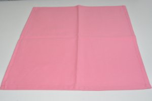 guardanapo rosa medio