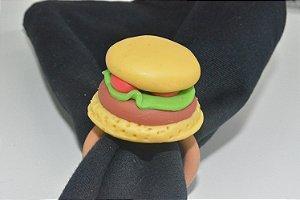 porta guardanapo sanduíche pequeno