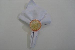 Porta guardanapo laranja