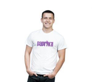 Camiseta Masculina Paprika