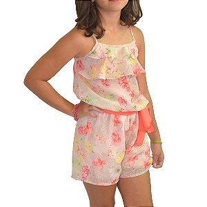 c039288402c04 Moda meninas infantil hammerhead conjunto baby touca - Multiplace