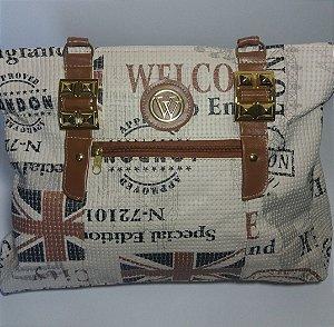 9616ee973 Bolsa de Ombro Londres (Várias Cores)