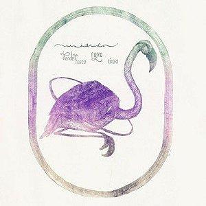 Verde Fosco Roxo Cinza (CD) - Musa Híbrida