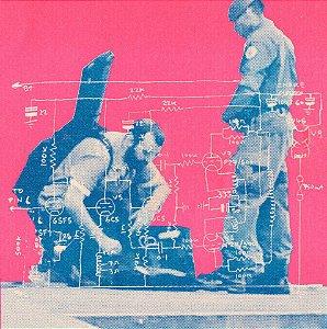 Cortes Curtos (LP) - Kiko Dinucci