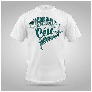 Camiseta Arrasta-Nos