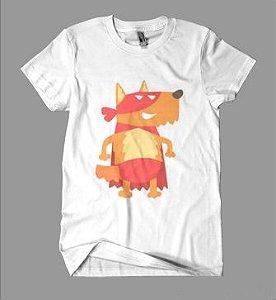 Camiseta Feminina - Super Cão