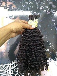 cabelo cacho 1 45cm - 200g - Neia
