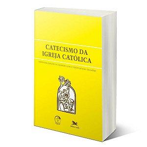 Catecismo da Igreja Católica - ed. Tipica Vaticana (Capa Cristal) - Tam Pequeno