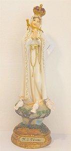 Imagem Nossa Senhora de Fátima 20 cm