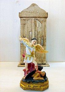 Imagem São Miguel Arcanjo 16 cm
