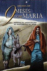 Livro 9 Meses com Maria