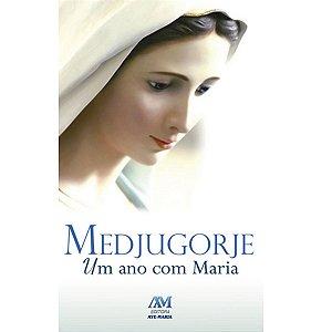 Livro Medjugorje, Um Ano Com Maria