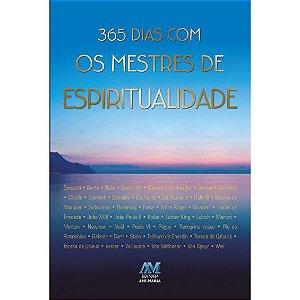 Livro 365 Dias com os Mestres da Espiritualidade