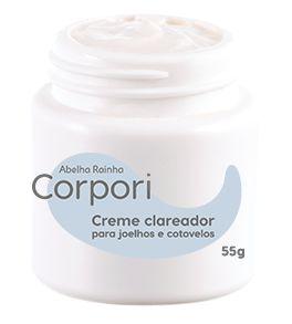 3378  CORPORI-CREME CLAREADOR DE JOELHOS E COTOVELOS 55G