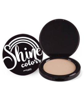 8856  **SHINE COLORS - DUO CAKE MÉDIA 10G