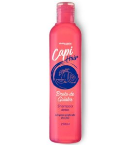 1150 CAPI HAIR – SHAMPOO BROTO DE GOIABA 250ml