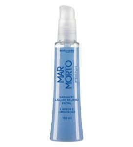 2353 MAR MORTO HYDRA PLUS – SABONETE LÍQUIDO NEUTRO FACIAL 160ml