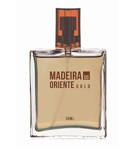 5385 MADEIRA DO ORIENTE GOLD – DEO COLÔNIA MASCULINA 50ml