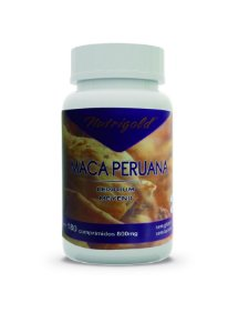 1101 Maca Peruana 800mg 180 Comprimidos