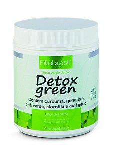1044 Detox Green Solúvel 300g