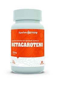 1015 Betacaroteno com Cenoura e Urucum 320mg 60 Cápsulas
