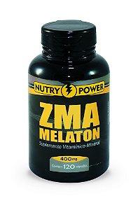 1020 ZMA Melaton 400mg 120 Cápsulas