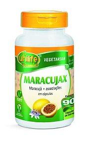 1151 Maracujax Maracujá mais Associações 500mg 90 Cápsulas