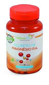 1197 Cloreto de Magnésio PA 500mg 60 Cápsulas