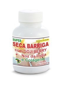 7000 Seca Barriga com Goji Berry 500mg 60 Cápsula