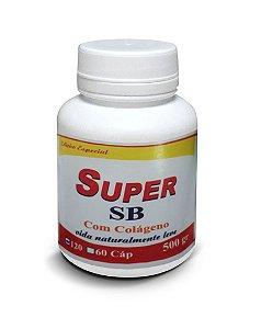 7018 Super Chá SB 60 Cápsulas