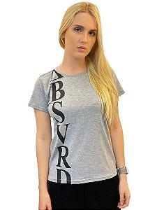Camiseta Feminina Upright