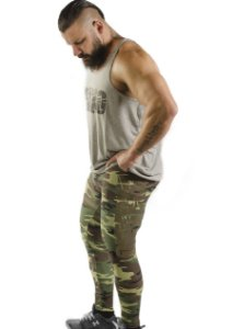 Workout Legging Cammo