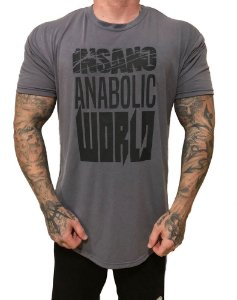 Camiseta Anabolic World