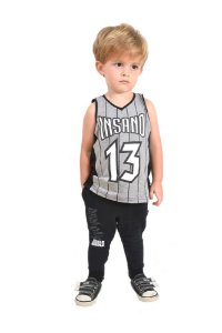 Regata Infantil Masculina Basketeira