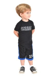 Bermuda Infantil Basketball