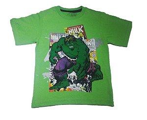 Camiseta do Incrível Hulk - Verde