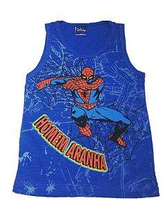 Regata do Homem Aranha - Azul