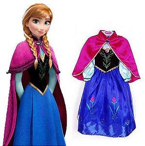 Fantasia da Anna - Frozen