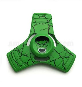 Spinner do Hulk