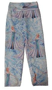 Legging da Elsa - Frozen - Azul