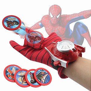 Luva Lançadora do Homem-Aranha