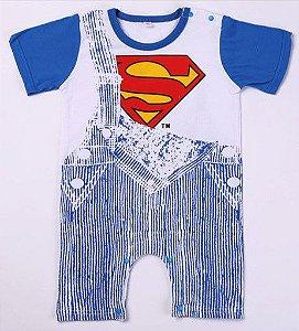 Body do Superman - Azul e Vermelho