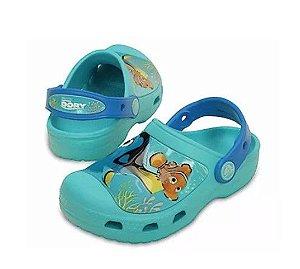 Crocs Procurando Dory - Disney - Azul Celeste & Azul