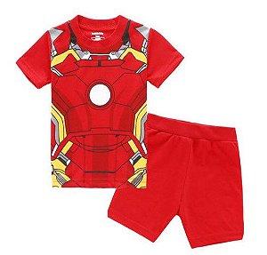 Pijama do Homem de Ferro